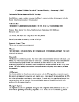 2015-01-Choctaw-Utilities-Board-Mtg-Minutes