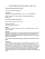 2015-10-Choctaw-Utilities-Board-Mtg-minutes